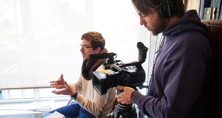 Entrevista para Canal de Extremadura
